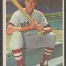 Boston Red Sox Walter Hoot Evers 1954 Bowman Baseball Card 18 vg/ex