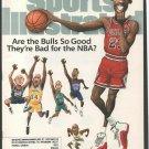 1997 Sports Illustrated Chicago Bulls Michael Jordan Toronto Maple Leafs San Francisco Giants