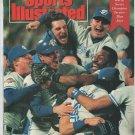 1992 Sports Illustrated Toronto Blue Jays World Series New England Patriots Jayhawks Stanford