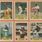 1982 Fleer San Diego Padres Team Lot 20 diff Ozzie Smith Luis Salazar RC Randy Bass RC Juan Bonilla