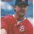 St Louis Cardinals Mark McGwire San Francisco Giants Barry Bonds 1997 Pinup Photos 8x10