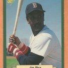 Boston Red Sox Jim Rice 1987 Classic Green Baseball Card 59 nr mt