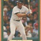 Boston Red Sox Wade Boggs 1987 Classic Green Baseball Card 60 nr mt