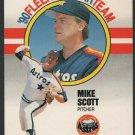 Houston Astros Mike Scott 1990 Fleer All Star Team Insert 10 nr mt