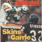 1991 Sports Illustrated Washington Redskins Pittsburgh Steelers Pirates Toronto Maple Leafs CFL