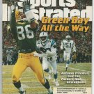 1997 Sports Illustrated Green Bay Packers Pittsburgh Penguins New England Patriots Clemson