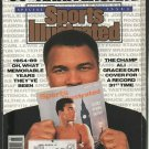 1989 Sports Illustrated 35th Anniversary Issue Muhammad Ali Cover