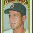 Boston Red Sox Luis Aparicio 1972 Topps Baseball Card 313 vg/ex