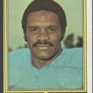 San Diego Chargers Mike Garrett 1974 Topps Football Card 437 ex