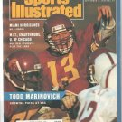 1990 Sports Illustrated College Football Preview USC Trojans Boston Red Sox 1927 New York Yankees
