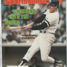 1981 Sports Illustrated New York Yankees Los Angeles Rams Oakland Raiders Los Angeles Dodgers Marino