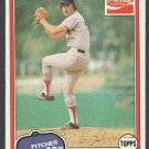 Details about Boston Red Sox Bob Stanley 1981 Topps Coca Cola Coke Baseball Card 4 ex/em