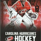 Carolina Hurricanes 2011 2012 Yearbook With Cam Ward Cover Photo