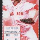 Baltimore Orioles Boston Red Sox 2015 Ticket Adam Jones Ryan Flaherty Hanley Ramirez HR