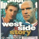1996 Sports Illustrated NHL Preview New York Rangers Gretzky Messier Atlanta Braves Steelers
