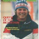1984 Sports Illustrated New Jersey Nets UNLV Rebels Sarajevo Winter Olympics