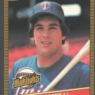 Minnesota Twins Kent Hrbek 1986 Donruss Highlights # 19 Player of the Month nm