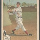 1959 Fleer Ted Williams Story #13 Ted Shows He Will Stay Boston Red Sox