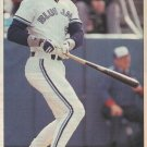 Toronto Blue Jays Fred McGriff 1989 Pinup Photo 5x9