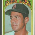 Boston Red Sox Luis Aparicio 1972 Topps Baseball Card # 313 vg/ex