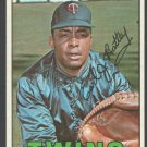 Minnesota Twins Earl Battey 1967 Topps Baseball Card #15 ex+/em