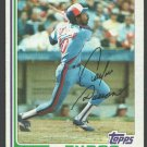 Montreal Expos Andre Dawson 1982 Topps Baseball Card # 540 nr mt