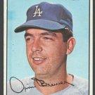 Los Angeles Dodgers Jim Brewer 1967 Topps Baseball Card #31 ex/em