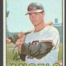 California Angels Rick Reichardt 1967 Topps Baseball Card #40 ex