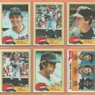 1981 Topps Minnesota Twins Team Lot 27 diff Butch Wynegar Jerry Koosman Mickey Hatcher Roy Smalley