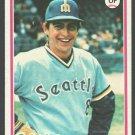 Seattle Mariners Carlos Lopez 1978 Topps Baseball Card 166 ex/em