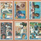 1983 Topps New York Mets Team Lot 25 Mookie Wilson Rusty Staub Mike Scott John Stearns
