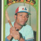 Montreal Expos Ron Woods 1972 Topps Baseball Card #82 ex mt