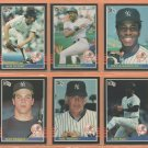 1981-82-85 Donruss New York Yankees Team Lot 28 diff Graig Nettles Dave Winfield Ron Guidry