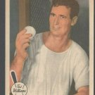 1959 FLEER TED WILLIAMS # 56 2000th MAJOR LEAGUE HIT BOSTON RED SOX