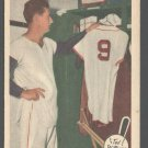 1959 FLEER TED WILLIAMS # 44 BACK TO THE MARINES NM BOSTON RED SOX