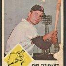 BOSTON RED SOX CARL YASTRZEMSKI YAZ 1963 FLEER # 8