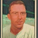 BOSTON RED SOX MIKE FORNIELES 1961 TOPPS # 113
