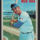 BOSTON RED SOX DON PAVLETICH 1970 TOPPS # 504