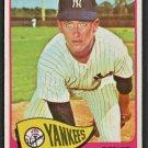 New York Yankees Roland Sheldon 1965 Topps Baseball Card # 254