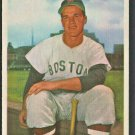 BOSTON RED SOX TED LEPCIO 1954 BOWMAN # 162