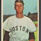 BOSTON RED SOX MILT BOLLING 1954 BOWMAN # 130