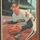 Cleveland Indians Mike De La Hoz 1962 Topps Baseball Card  123