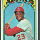 Houston Astros Lee May 1972 Topps Baseball Card #480