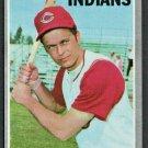 CLEVELAND INDIANS VERN FULLER 1970 TOPPS # 558 NR MT