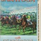 Saratoga Race Course 2007 Program