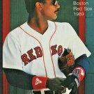 Boston Red Sox Jim Rice 1989 Photo Card #14 nr mt
