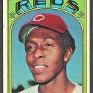 Cincinnati Reds Tom Hall 1972 Topps Baseball Card #417