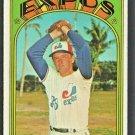 Montreal Expos John Strohmayer 1972 Topps Baseball Card # 631