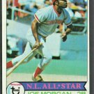 Cincinnati Reds Joe Morgan 1979 Topps Baseball Card 20 nm