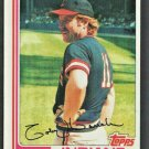 Cleveland Indians Toby Harrah 1982 Topps Baseball Card # 532 nr mt